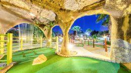 Fantasy mini golf